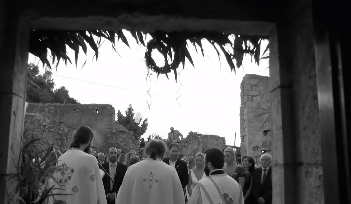|Nikos Artemis |, Greek wedding highlights, Chania