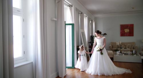 Wedding videographer spetses