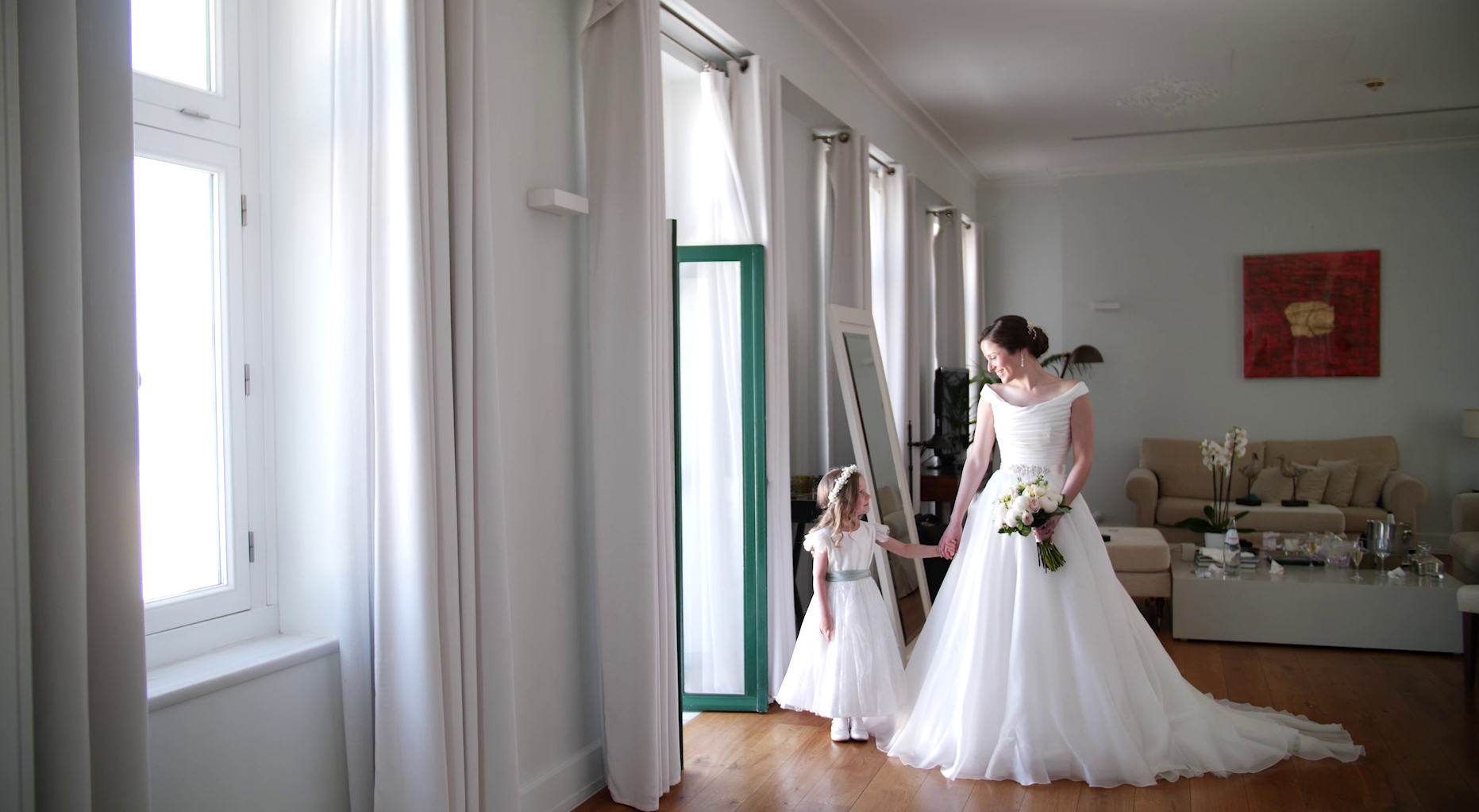 Wedding videographer spetses