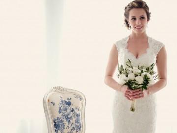 Ben & Kyla, Wedding in Santorini Greece