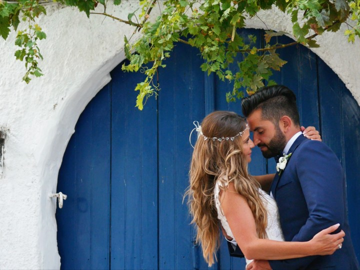 Valerie & George, Wedding in Greece, Chania