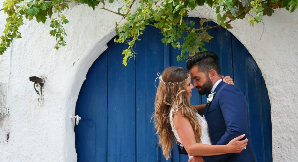 wedding cinematography in Greece
