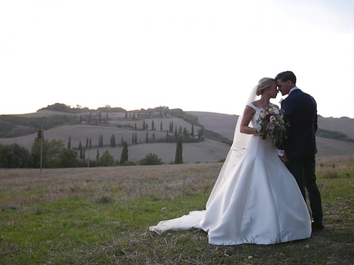 Shannyn & Ben, wedding in Tuscany, Italy